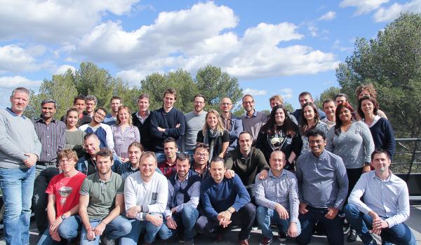 PLDA Team Picture